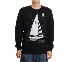 Makia Genoa Sweatshirt Black