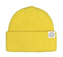 Makia X Tretorn Beanie Yellow