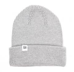 ISLA Lanai Merino Beanie Cloud Grey