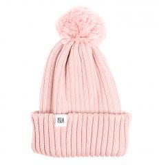 ISLA Senja Merino Beanie Blush Pink