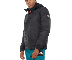 The North Face Insulated Mountain Q Jacket TNF Black