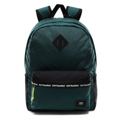 Vans Old Skool Plus Backpack Trekking Green