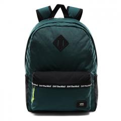 Vans Old Skool Plus Backpack Trekking Green