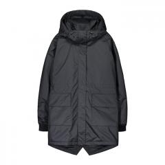 Makia Womens Dawn Parka Black