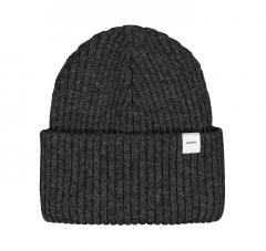 Makia Deal Beanie Dark Grey