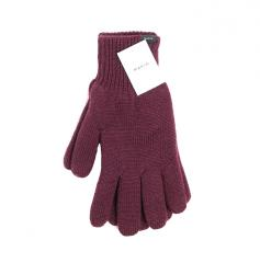 Makia Wool Gloves Wine