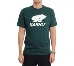 Karhu Basic Logo Tee June Bug / White