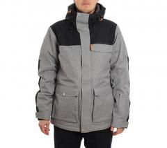 Wear Colour Roam Jacket Grey Melange