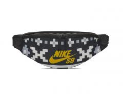 Nike SB Heritage Hip Pack Anthracite / Sail / Dark Sulphur