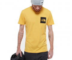 The North Face Fine Tee TNF Yellow