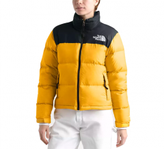 The North Face Womens 1996 Retro Nuptse Jacket TNF Yellow