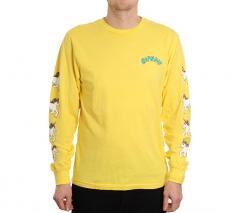RIPNDIP Nermland L/S Yellow