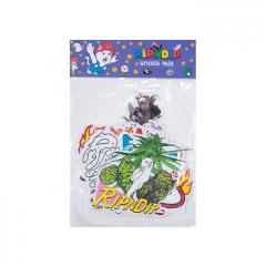 RIPNDIP Holiday 19 Sticker Pack