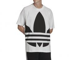 Adidas Originals Big Trefoil Boxy Tee White