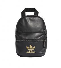 Adidas Originals Mini Backpack PU Leather Black
