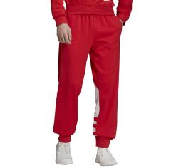 Adidas Originals Big Trefoil Sweat Pants Lush Red