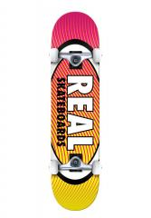 Real Team Oval Heatwave Complete Pink / Yellow 8.25