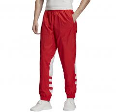 Adidas Originals Big Trefoil Track Pants Lush Red