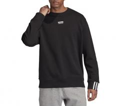 Adidas Originals R.Y.V. Crew Sweatshirt Black
