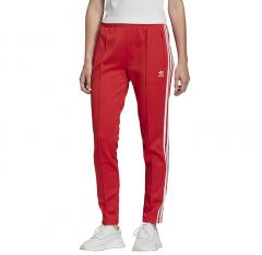 Adidas Originals Womens SST Track Pants Lush Red
