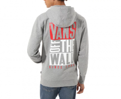 Vans New Stax Hoodie Cement Heather