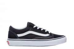 Vans Youth Old Skool Black / True White