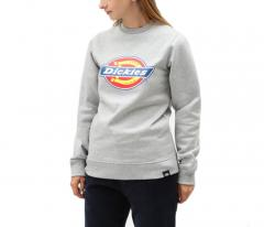 Dickies Womens Pittsburgh Sweatshirt Grey Melange