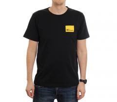 Makia Barrier Tee Black