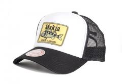 Makia Abbore Trucker Cap Black / White