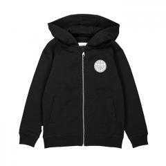 Makia Kids Esker Hooded Sweatshirt Black