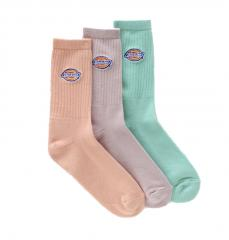 Dickies Valley Grove Socks 3-Pack Multicolor