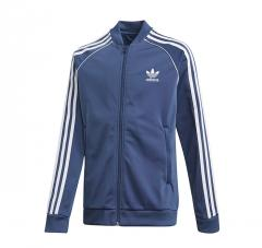Adidas Youth SST Track Top Night Marine / White