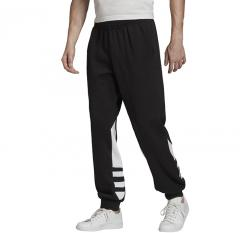 Adidas Originals Big Trefoil Sweat Pants Black