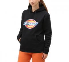 Dickies Womens San Antonio Hoodie Black