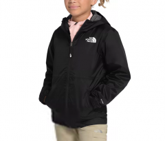 The North Face Youth Zipline Jacket TNF Black