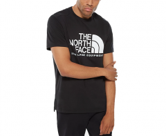 The North Face Fine Alpine 2 Tee TNF Black