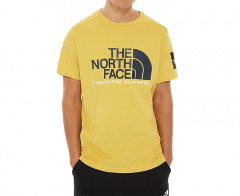 The North Face Fine Alpine 2 Tee Bamboo Yellow
