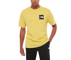 The North Face Masters of Stone Tee Bamboo Yellow