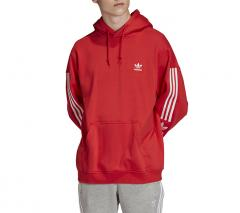 Adidas Originals Tech Hoodie Lush Red