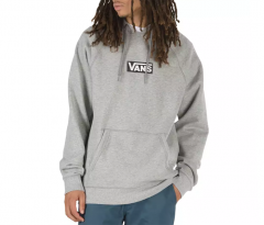 Vans Versa Standard Hoodie Cement Heather
