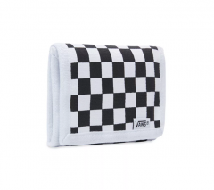 Vans Slipped Wallet Black / White