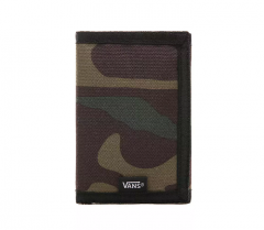 Vans Slipped Wallet Camo