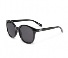 Vans Rise and Shine Sunglasses Black / Smoke Lens