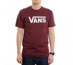 Vans Classic Tee Port Royal / White
