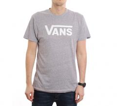 Vans Classic Tee Athletic Heather / White