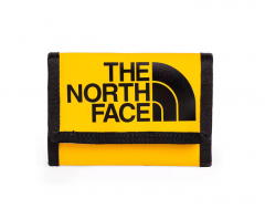 The North Face Base Camp Wallet TNF Yellow / TNF Black