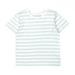Makia Kids Verkstad Tee Mint / White