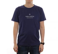 Makia Horizon Tee Blue