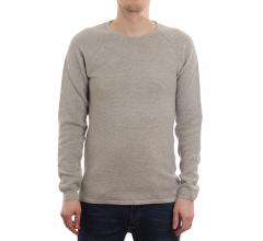 Makia Panama Knit Light Grey