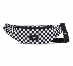 Vans Mini Ward Cross Body Black / White Check